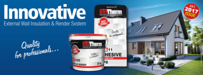 Why Choose IBB Therm External Wall Insulation & Render System?