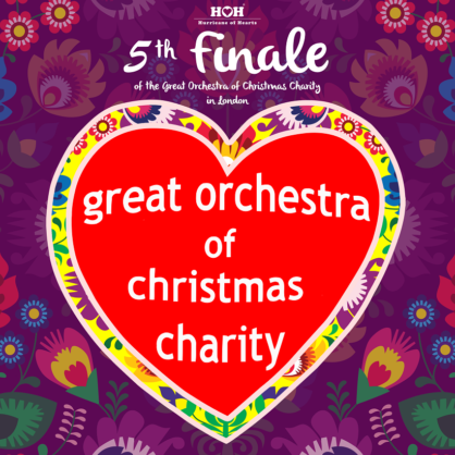 The Great Orchestra of Christmas Charity 2017