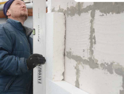 It's time to start the insulation season