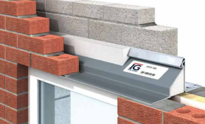 Steel Lintels- Choice & Installation Tips