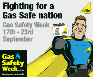 Gas Safety Week 2018
