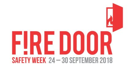 Fire Door Safety Week 2018