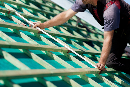 Building a Pitched Roof